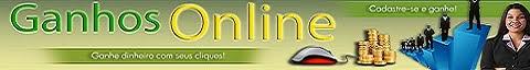 Ganhos Online R$ 0,02 Por Clique