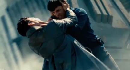 MOVIE REVIEW: STAR TREK INTO DARKNESS
