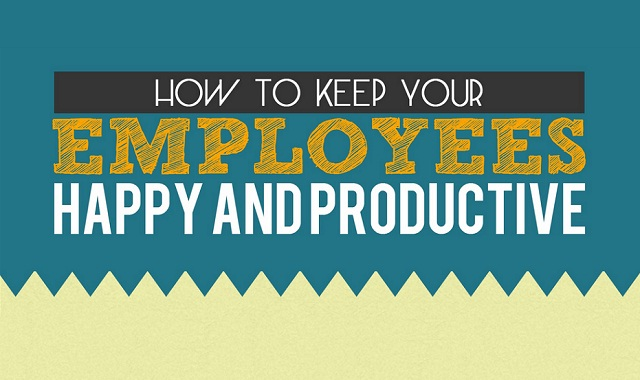 How to keep your employees happy and productive infographic how to keep your employees happy and productive infographic ccuart Image collections