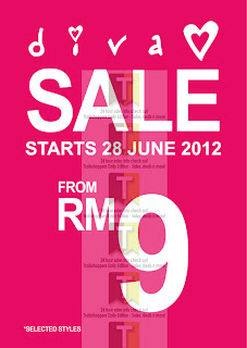 Diva End Season Sale 2012