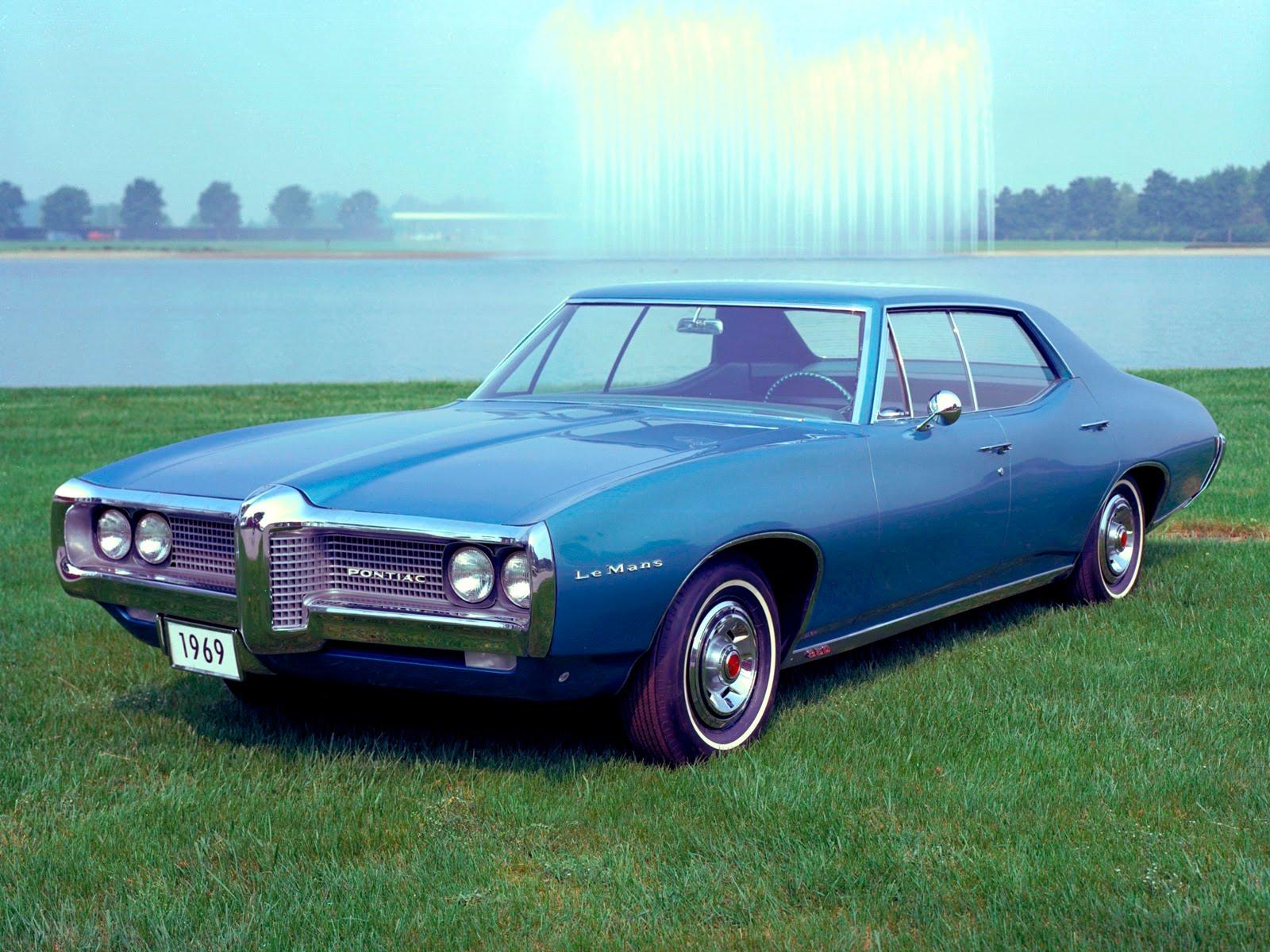 Autos Classiques: Pontiac LeMans (1969)