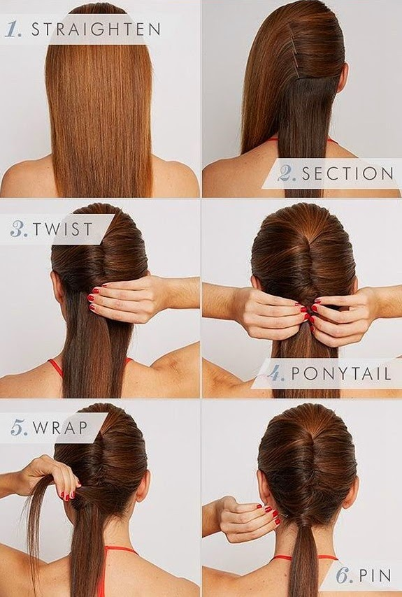 How to Do Easy Hairstyles for Girls