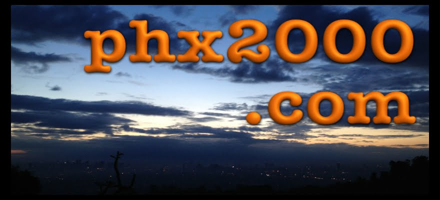 phx2000.com - Words, Pictures and Ideas
