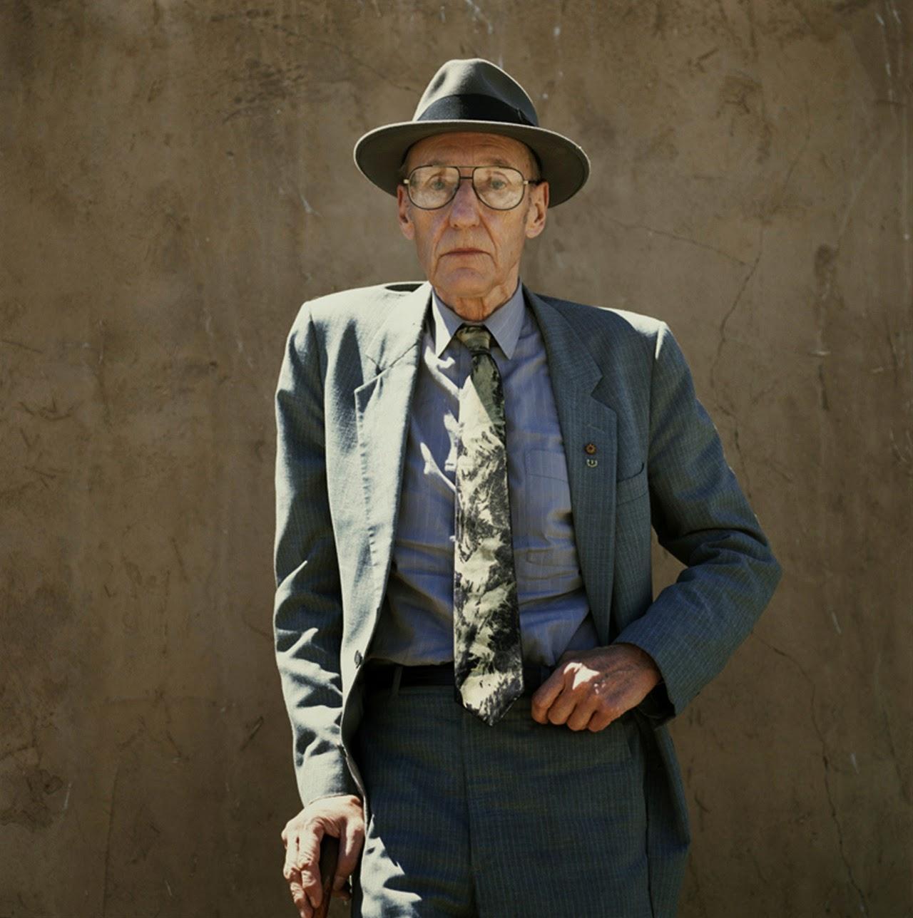 William Burroughs, 1950s. : OldSchoolCool