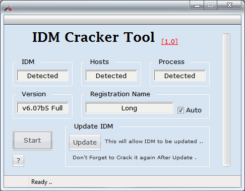 idm cracker