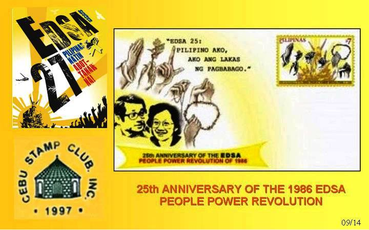 edsa people power revolution 25th anniversary reaction paper Edsa revolution anniversary 2018 date: sunday, february 25, 2018 people power revolution is an annual event every february 22nd through 25th in the philippines.
