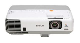 epson eb-915w proyektor canggih