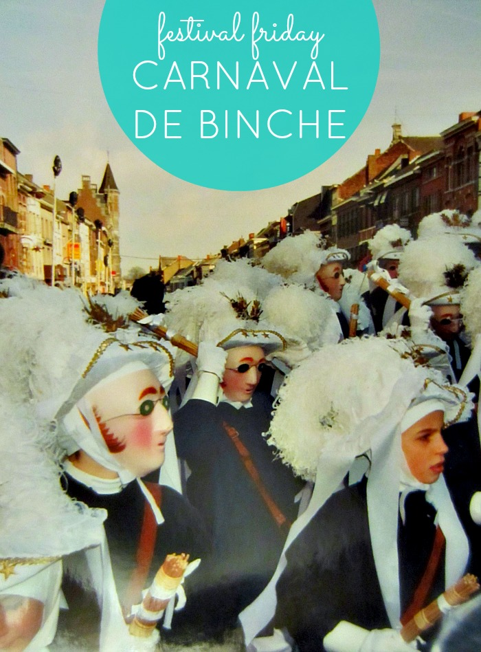 fun festivals, travel in belgium, carnival du binche