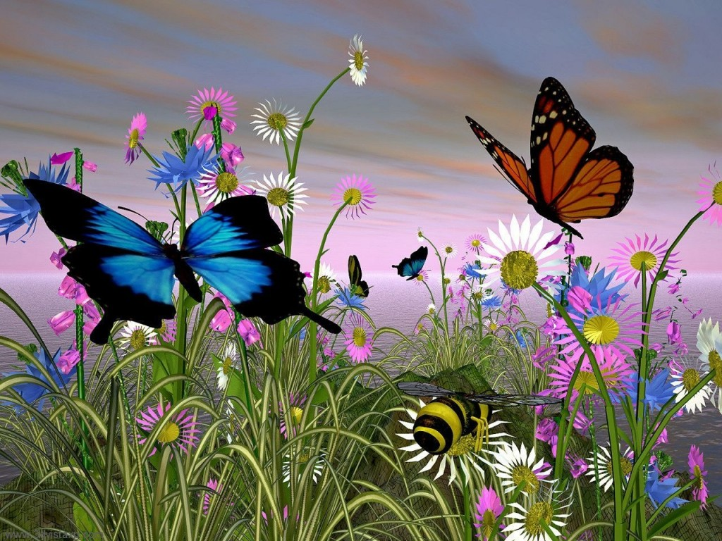 Resultado de imagen para flores hermosas de primavera