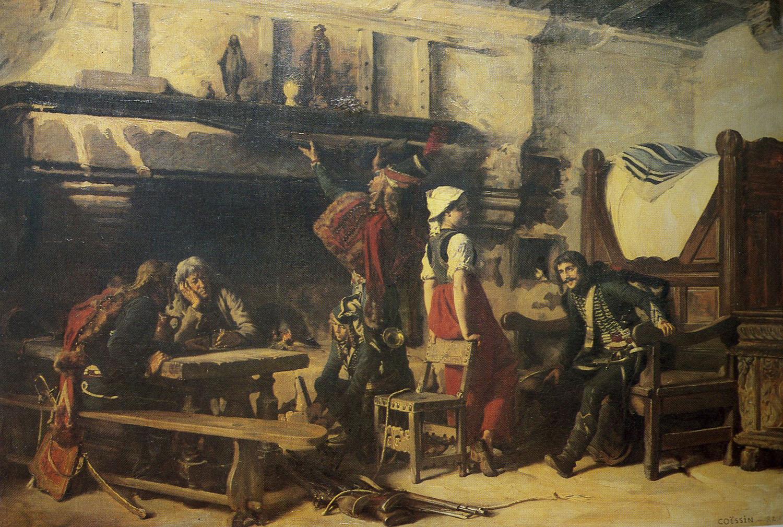 la r volution fran aise par l 39 image la guerre de vend e de 1793 1796. Black Bedroom Furniture Sets. Home Design Ideas