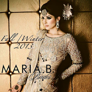 fall winer bridal dresses by maria b