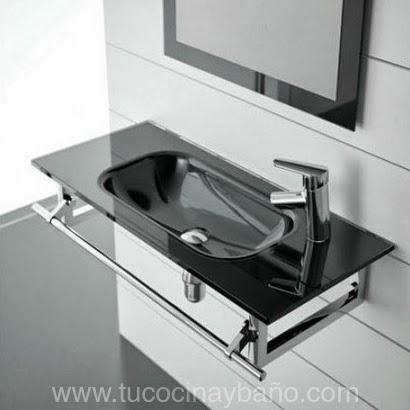 Soporte estante multiusos 39 tcb 39 tu cocina y ba o for Toallero lavabo