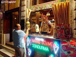 gelataio Taksim gelato Istanbul