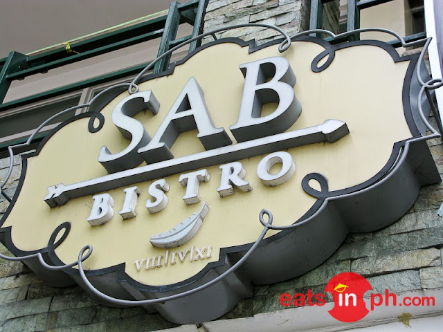 SAB Bistro in Angeles City, Pampanga
