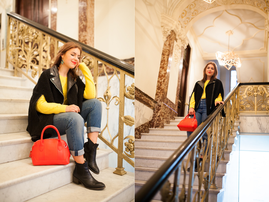 mode shooting berlin fashion week