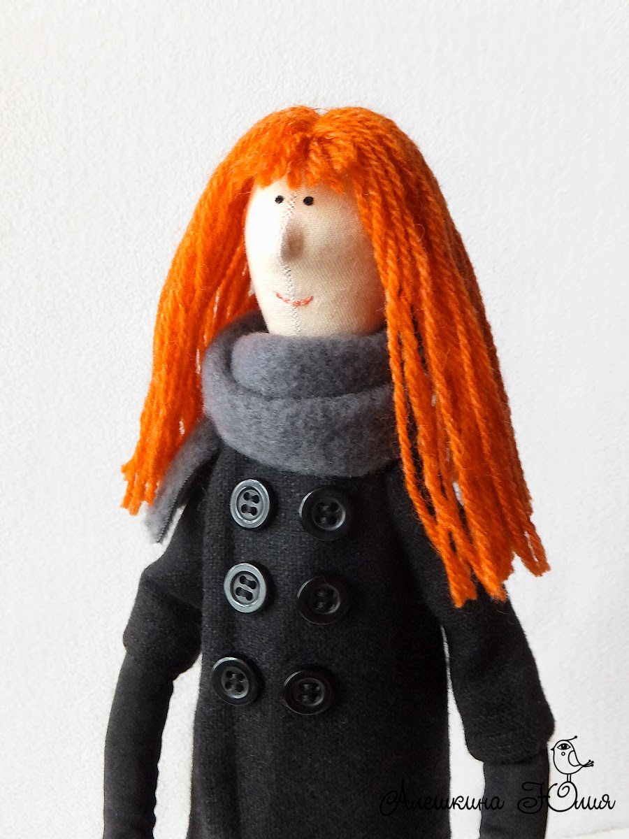 кукла по фото на заказ