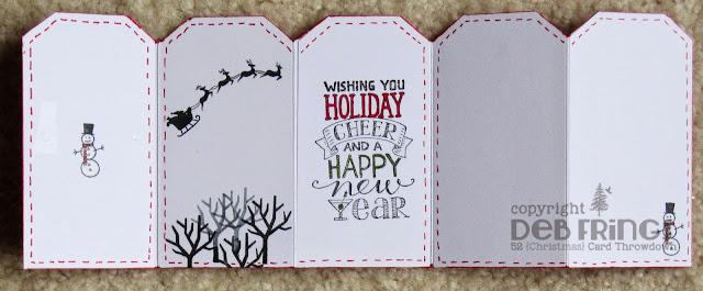 Tag Card inside - photo by Deborah Frings - Deborah's Gems