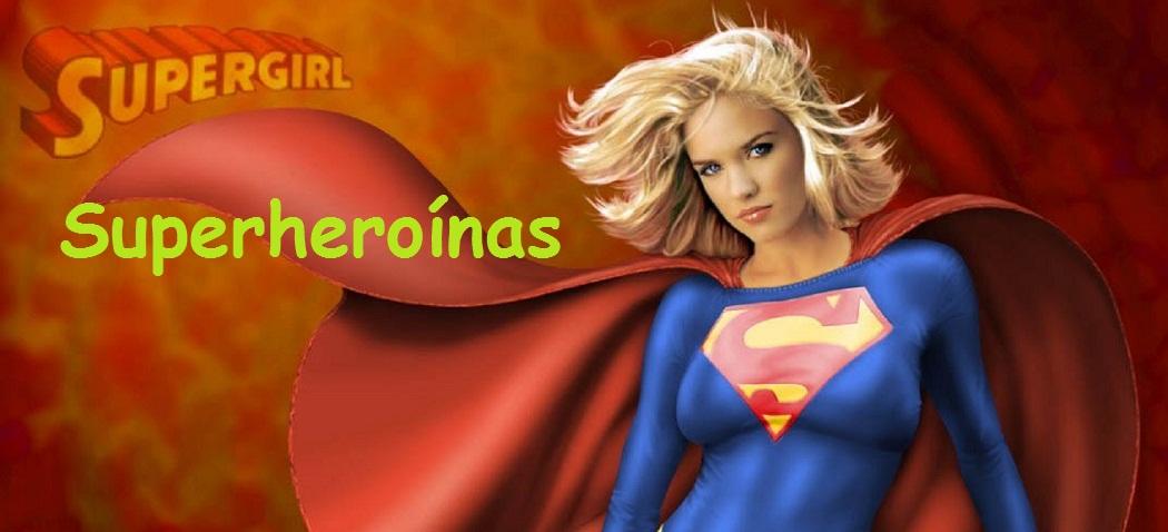 Superheroínas