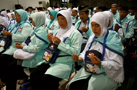 Jamaah haji DKI Jakarta (Kompasiana)