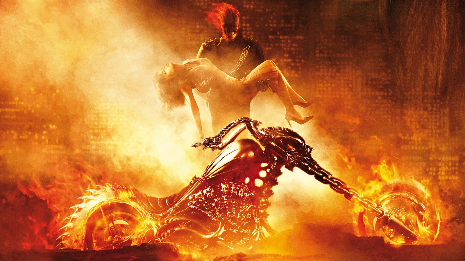 Real Ghost Wallpapper Top 10 Collection Of Ghost Rider Hd