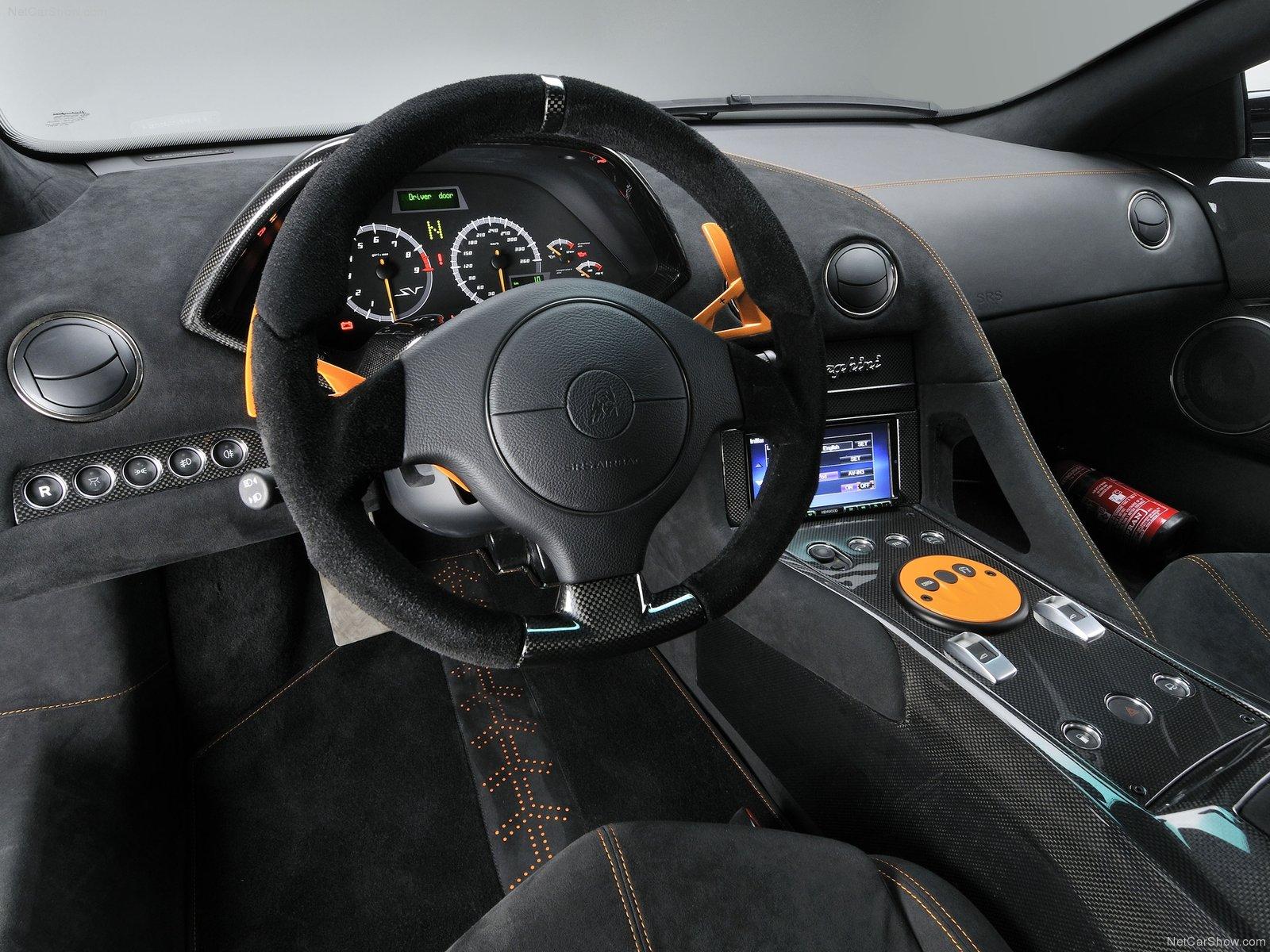 Hình ảnh siêu xe Lamborghini Murcielago LP670-4 SV China Edition 2010 & nội ngoại thất
