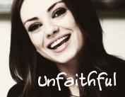 Másik blogom - unfaithful