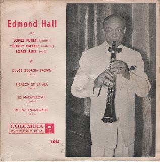 Edmond Hall: EP (1957)