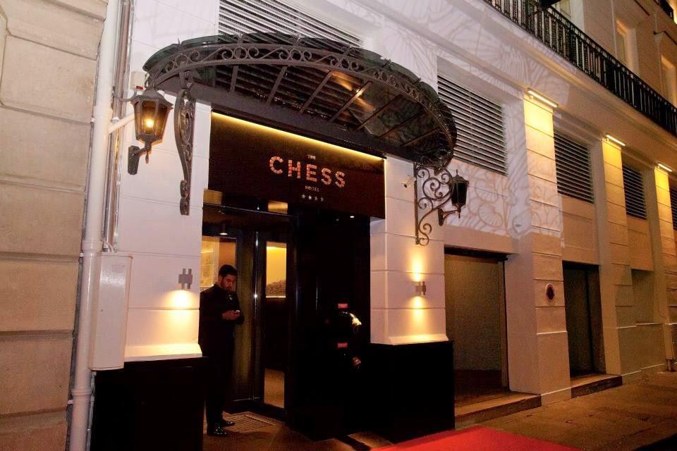 Paris in paris nuovi hotels nel centro di parigi the for Hotel 4 stelle barcellona centro