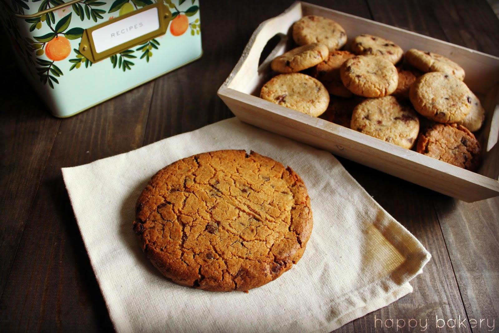 Cookies Clásicas (Chocolate Chip Cookies)