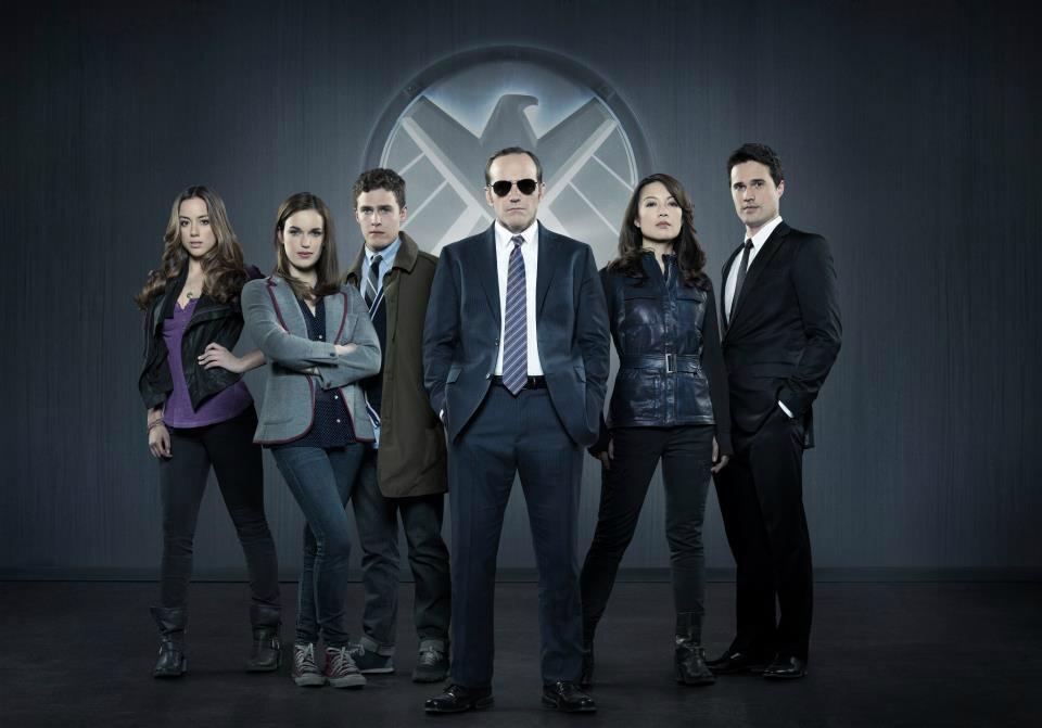 Agents of S.H.I.E.L.D. protagonistas