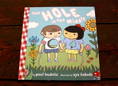 The HOLE In The Middle Book by Paul Budnitz and Aya Kakeda