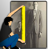 Tallest Man Robert Wadlow Height - How Tall