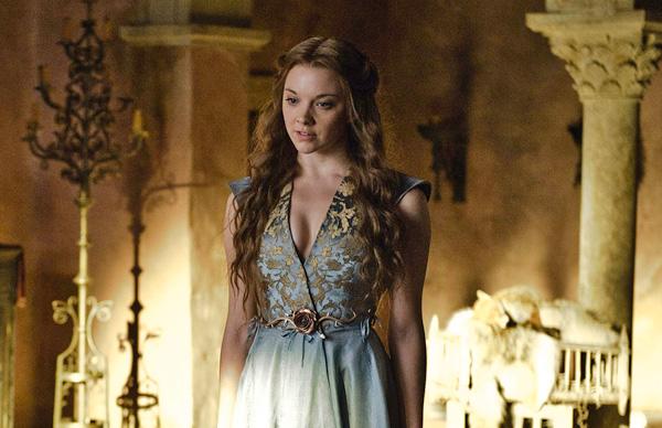 Margaery Tyrell     Natalie DormerNatalie Dormer Margaery Tyrell Season 3