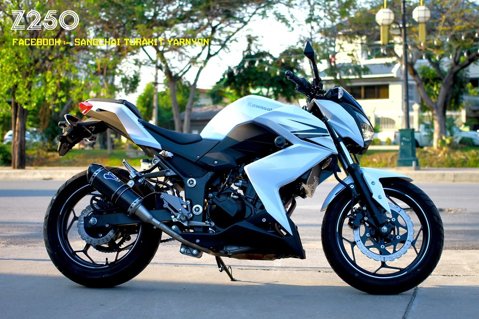 Kawasaki Z250 Malaysia Price