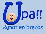 Upa: amor en brazos