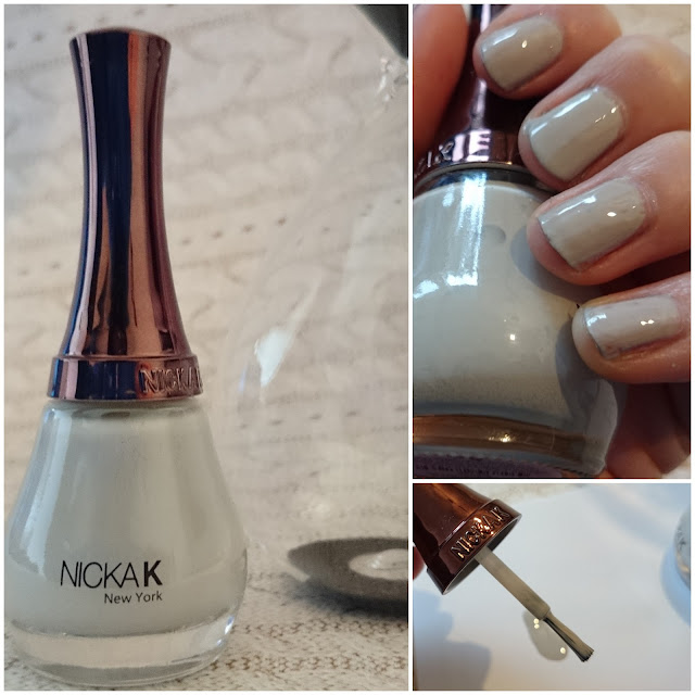 Nicka K New York Nail Polish NY 126 Dove