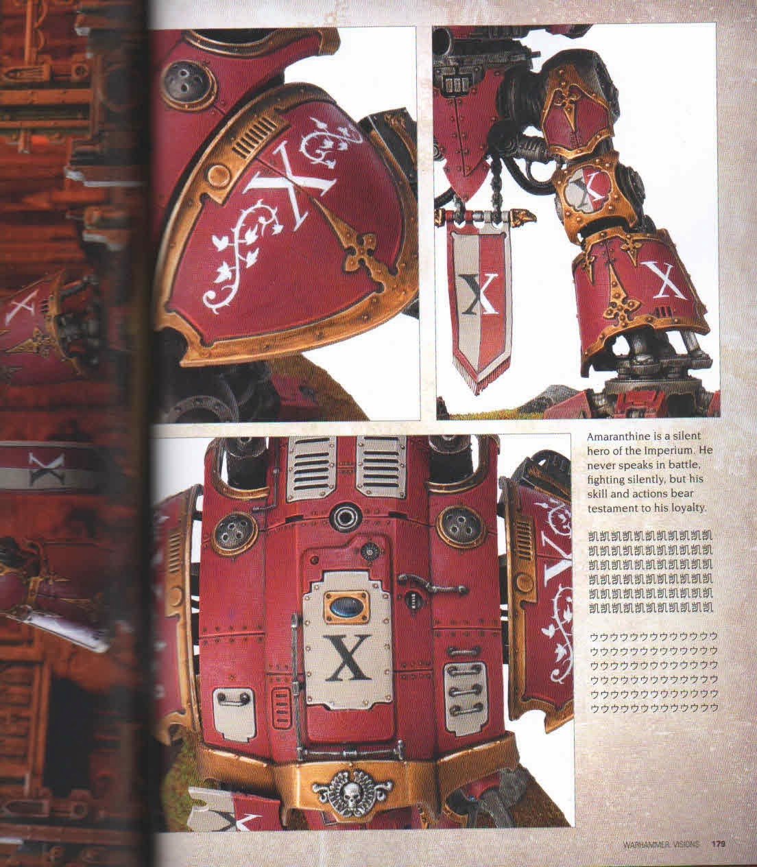 Errores Warhammer: Visions, número 3, página 179