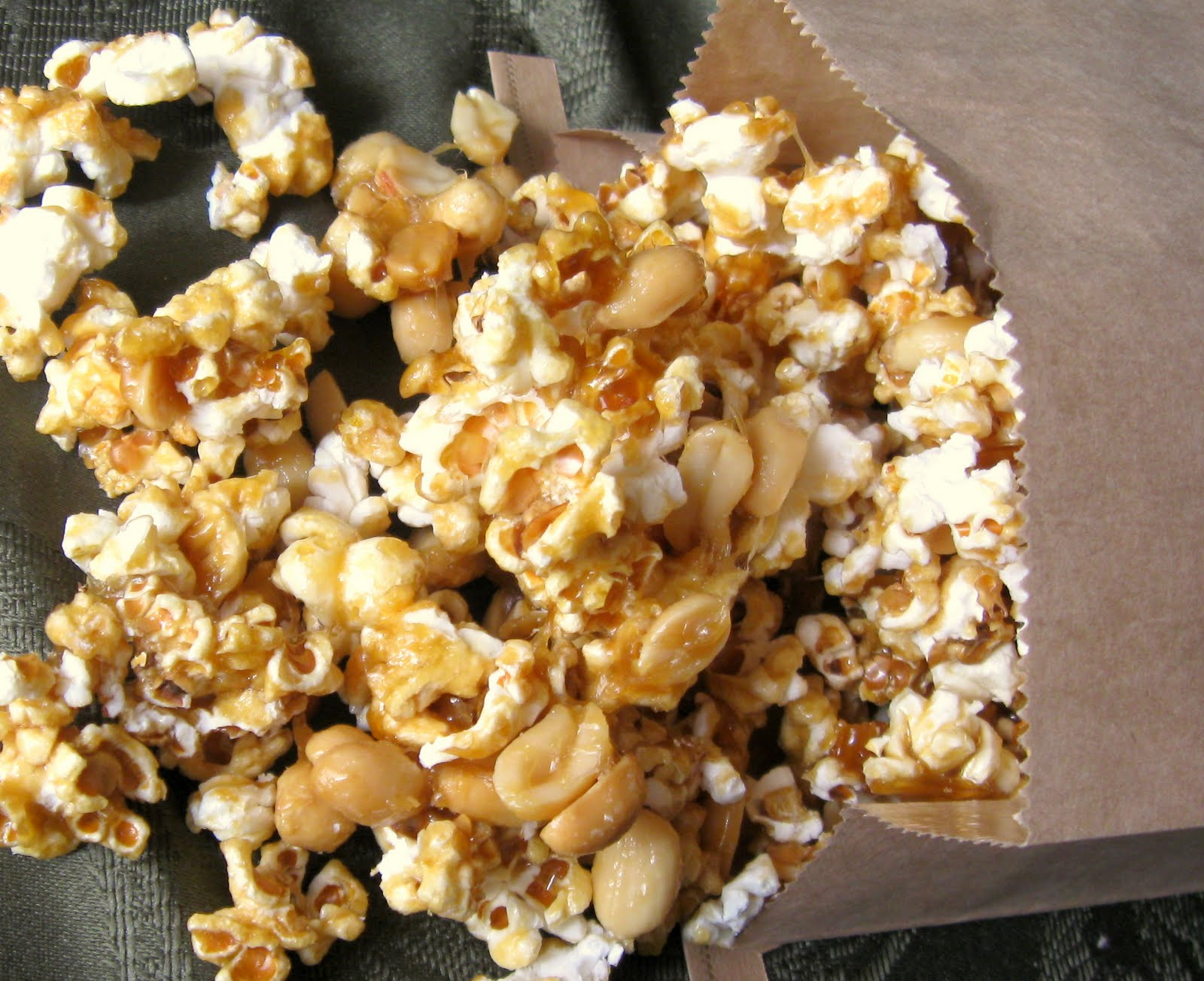 Homemade Cracker Jack ~ Sugar Pies