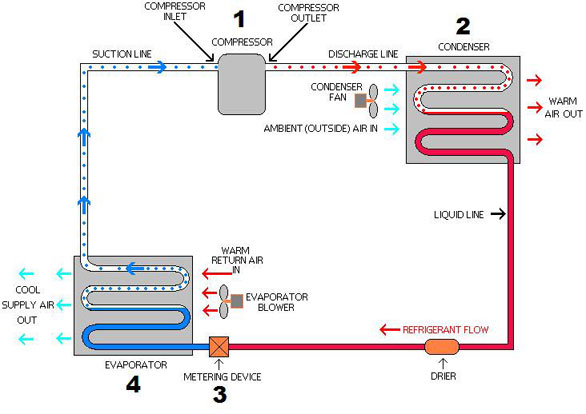 Wiring Diagram Of Refrigeratorpressor