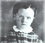 Thomas Edison as a small child