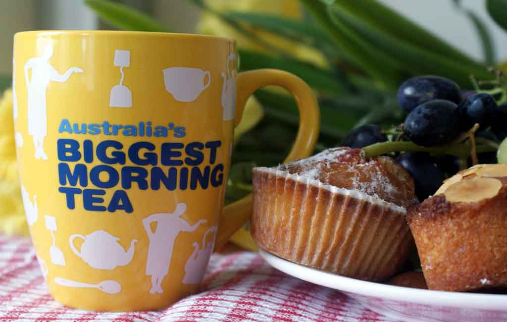 Biggest Morning Tea Breaky Style! 24/05/2013