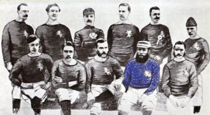 historia del football: