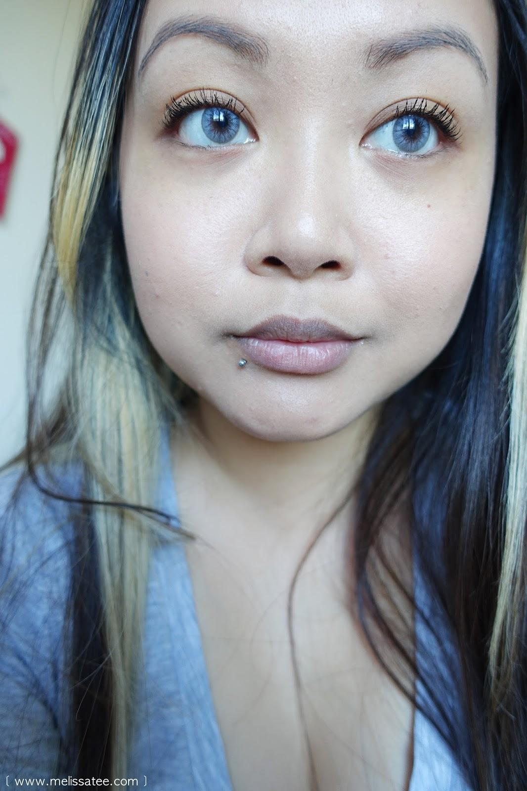 The Blushing Introvert Mia Adora 3d Fiber Lashes Mascara