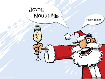 Joyeux Noel 2012 de la part de Juju Gribouille
