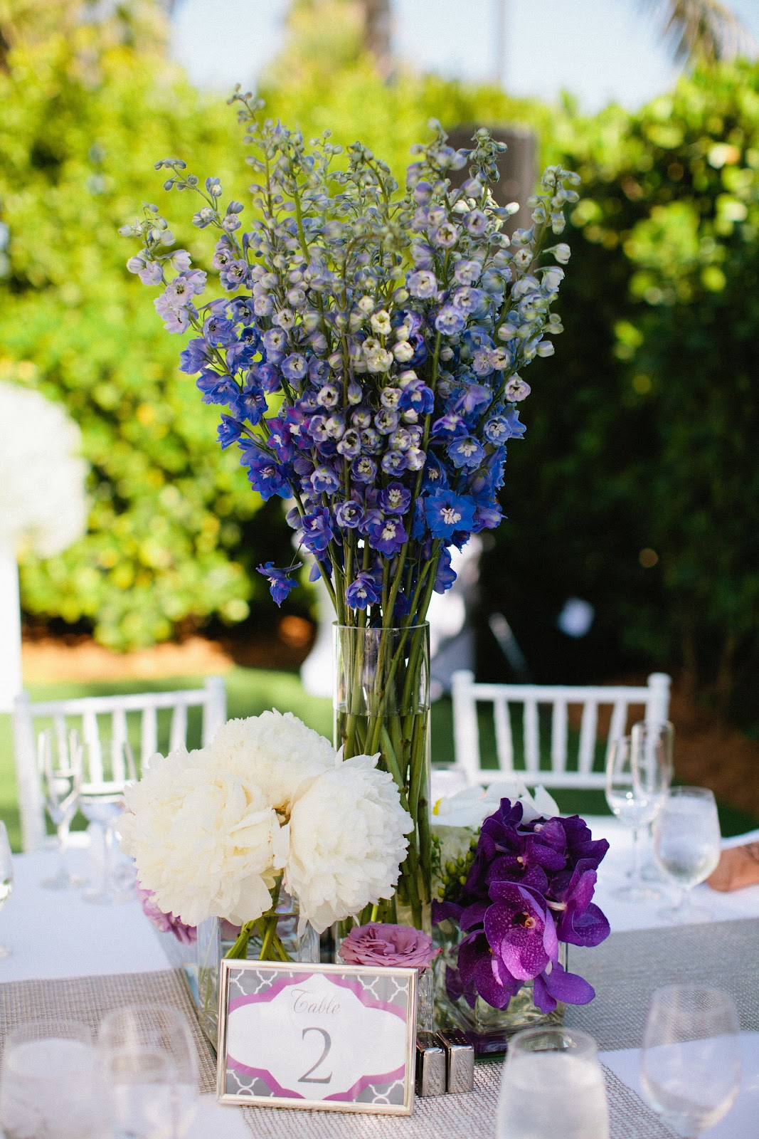 Ocean flowers divine design by guerdy arnold wedding w
