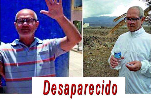 encuentran muerto hombre desaparecido vecidario, Eduardo Sánchez Monzón, Gran Canaria
