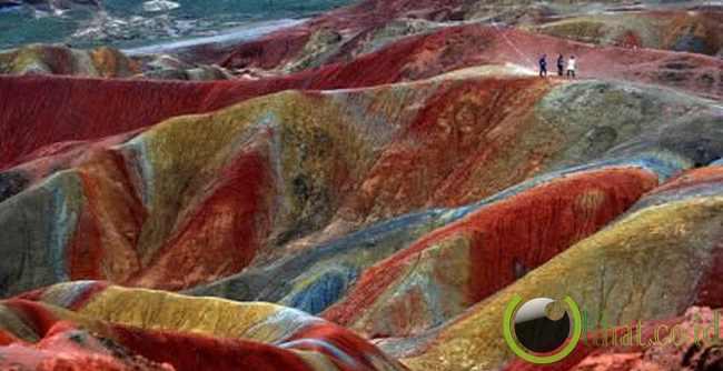 Danxia Landform (China)