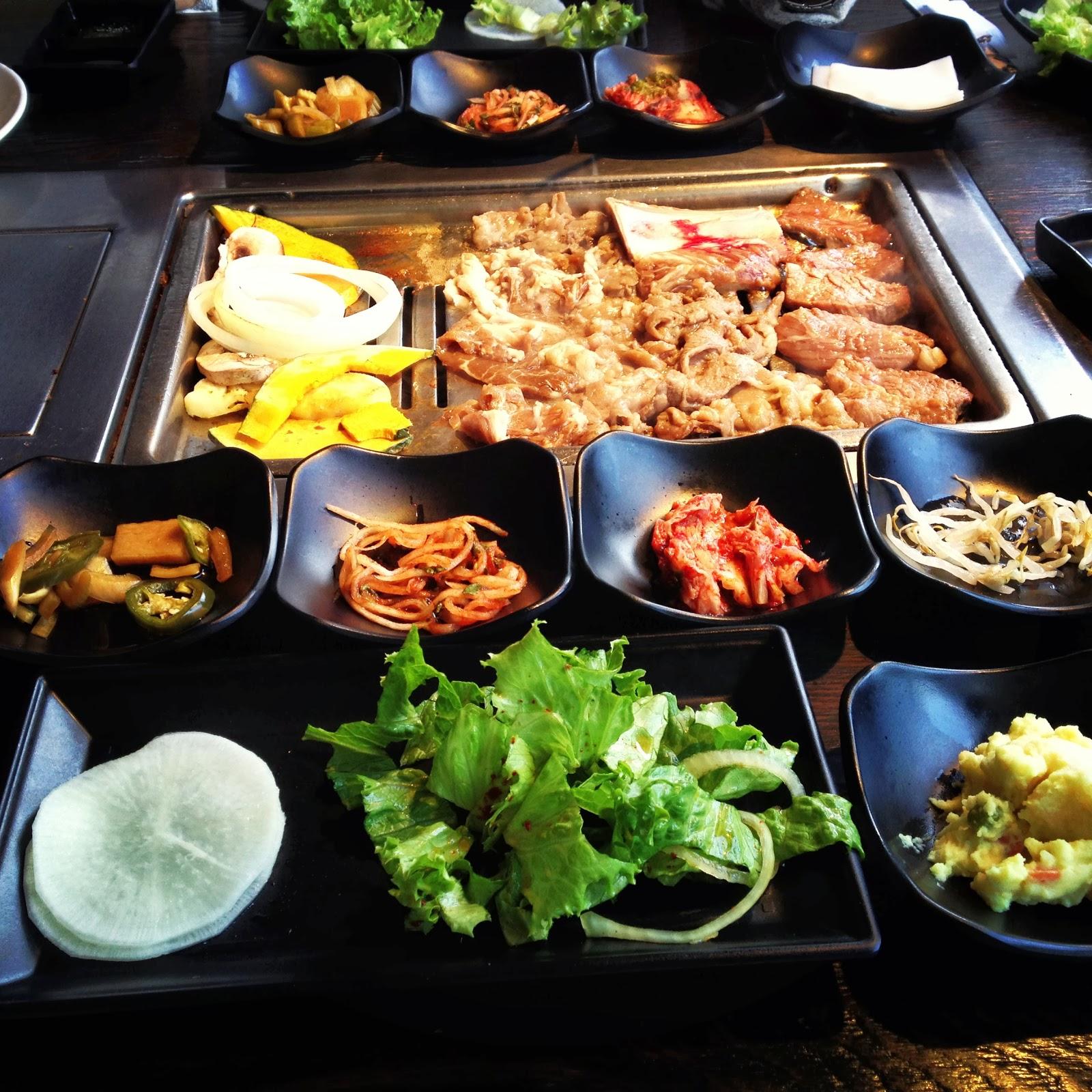 Gen Korean Bbq Tustin Ca The Episodic Eater
