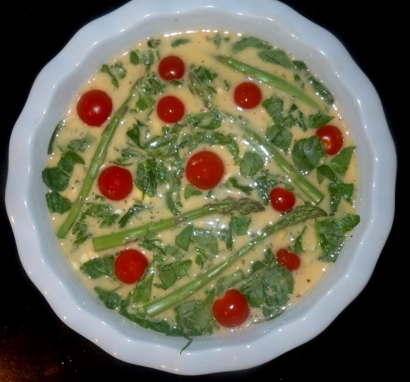 how to cook baby spinach in oven
