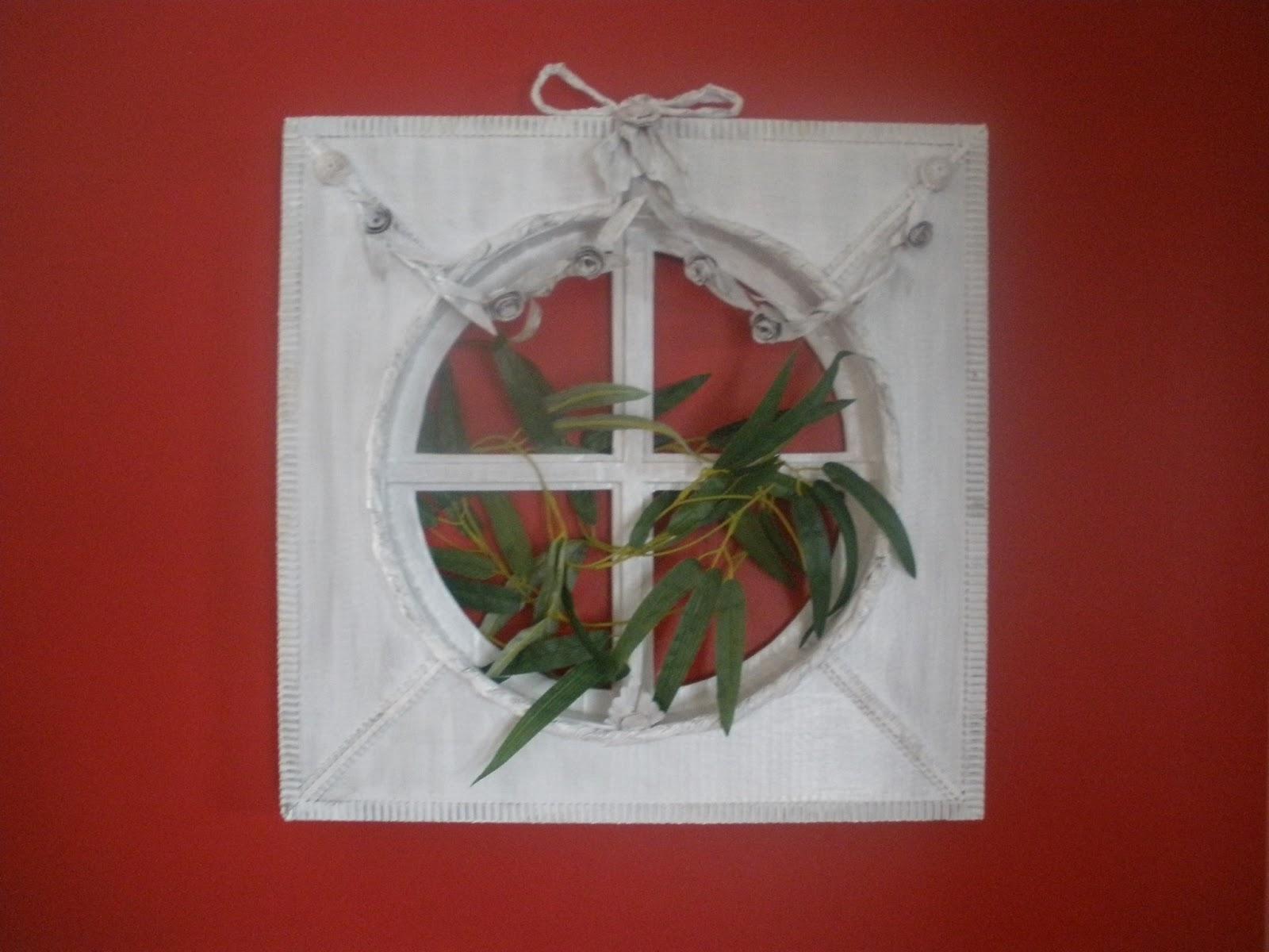 Ces temps carton d cor oeil de boeuf et fausse fen tre for Decoration murale fausse fenetre